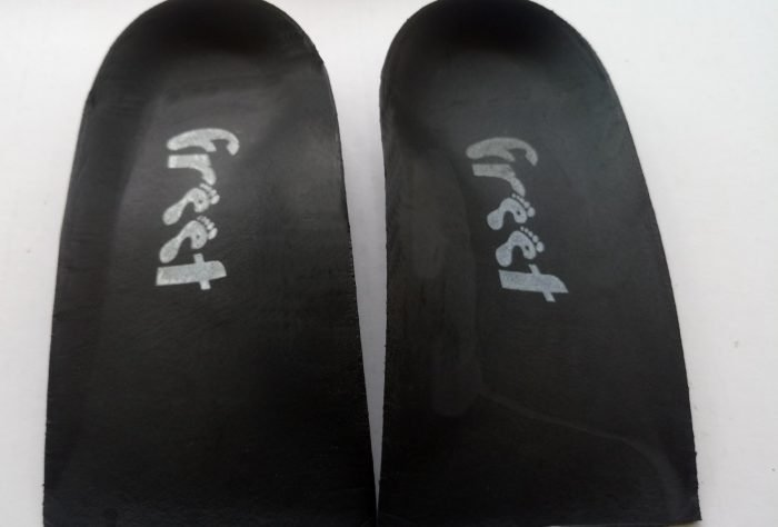 Additional transition insole